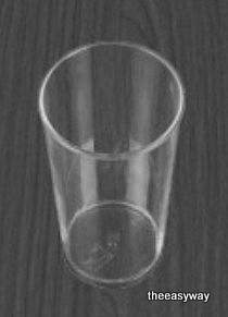 Klar Shotglas. 15 st