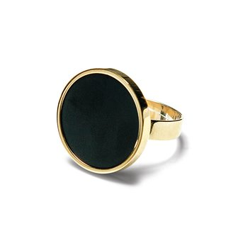 Luna Golden Ring - Back in stock!
