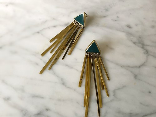 ATELIER Pieces New in Stardust Earrings