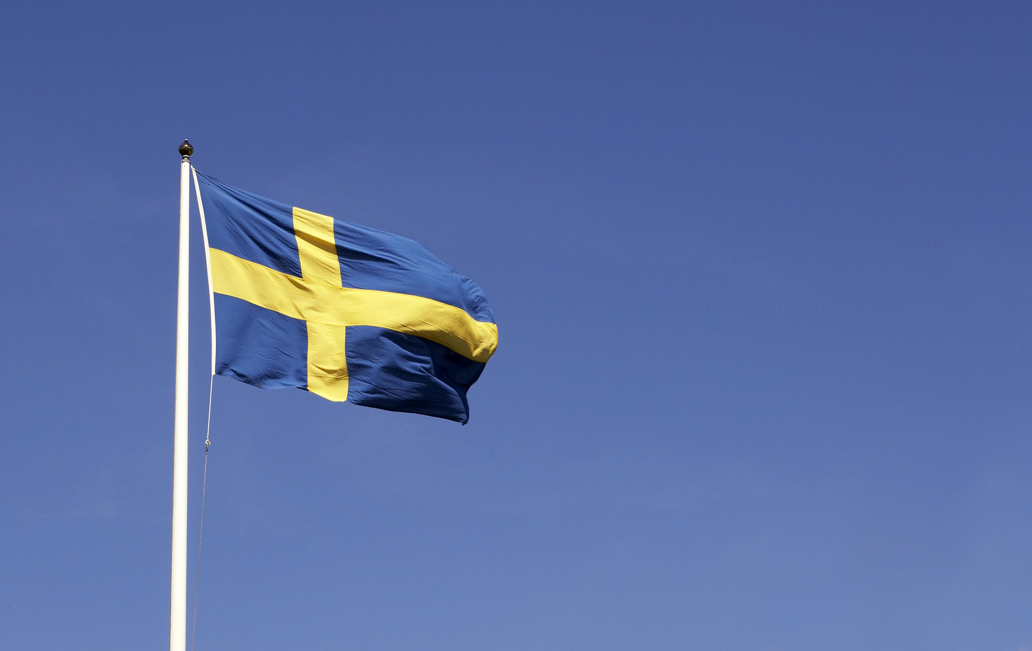 svenska flaggan regler