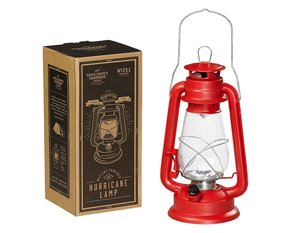 Hurricane Lamp with led light 310x140 mm