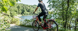 Sveriges mest sålda elcykel! EcoRide