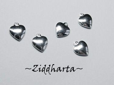 5 SP hängen: Mini Hjärtan /Hearts
