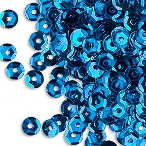 Paljett-mixen i 7 Läckra färger! Köp till pyssel, dekor & broderi