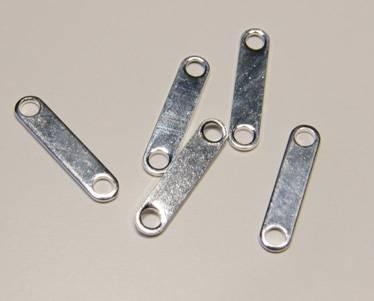 5st Delare 2-håls SP 11x2mm