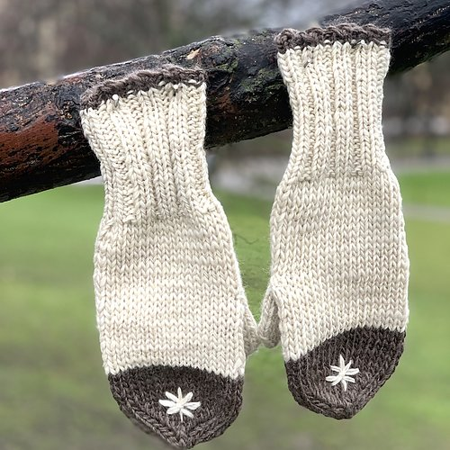 Shop for 150 euro and get mittens  in 100% wool for free