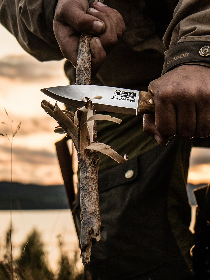 Casstrom - Knives and accessories for outdoor pursuits
