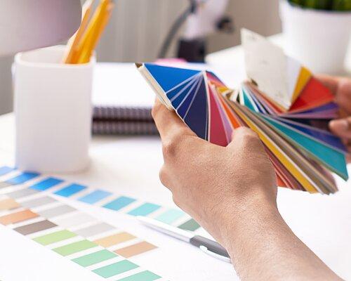 Färger & Material