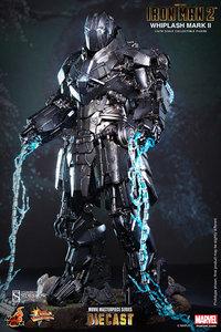 Iron Man 2: Whiplash Mark II Sixth Scale Figure