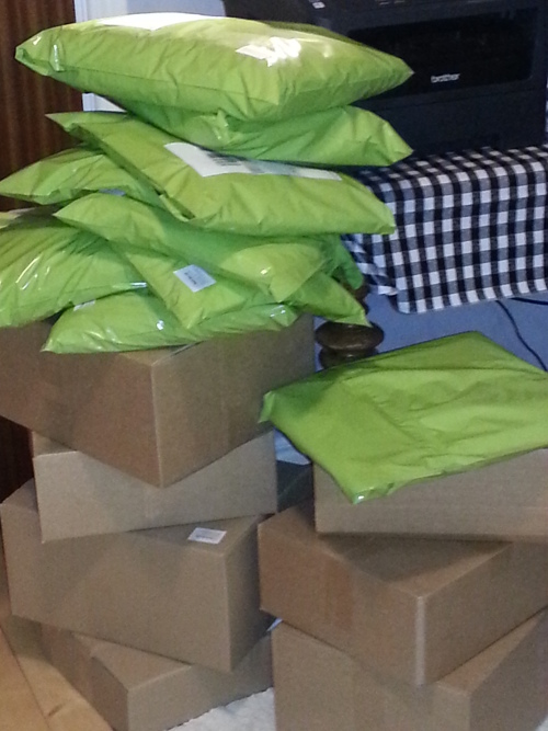 Herrkläder i stora storlekar levereras  med Posten