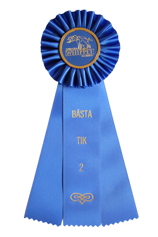 6213 - Rosette, ruffle, 30 cm