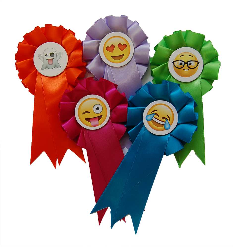 Mini rosettes Emoji