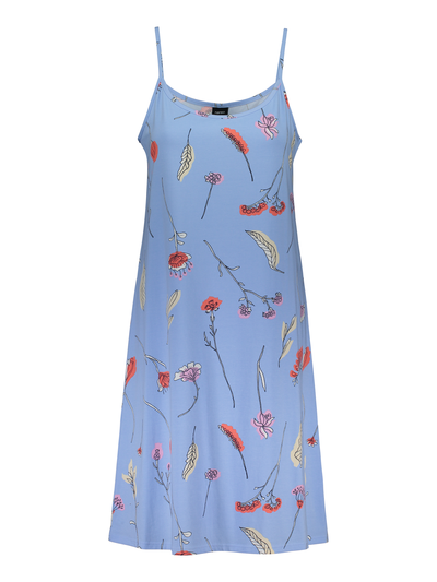 Meadow Women's Short Dress Lightblue