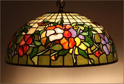 Plafoniere Stile Tiffany : Lampade tiffany polarfox