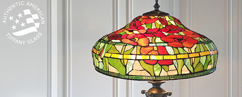 Tiffany Lamp Poppy