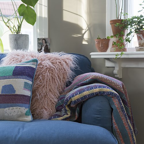 Pillows The stunning color combinations will give any home a warm, personal and cozy feeling