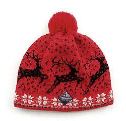 Kautokeino Cap - Red & White