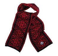 Hemsedal Scarf - Black & Red
