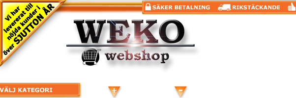 Weko webshop