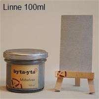 Linoljevaxlvax  shabby chic byta-yta
