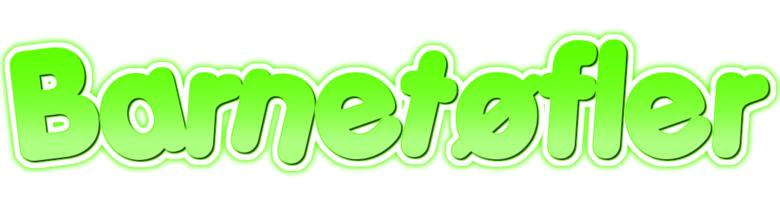 Barnetøfler