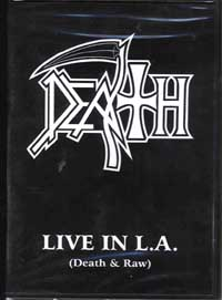 Death - Live In L.A. (Death & Raw) [DVD]