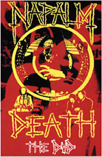 Napalm Death - The DVD [DVD]