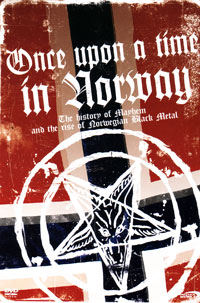Mayhem -  Once Upon a Time in Norway [DVD]