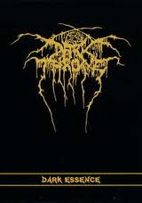 Darkthrone - Dark esence (DVD case) [CD]