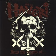 Haveri - Into the crypts of... [CD]