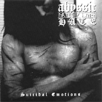 Abyssic Hate - Suicidal Emotions [CD]