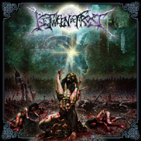 Between the Frost - Realms Of Desolation [CD]