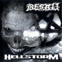 Besatt - Hellstorm [CD]