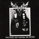 Mayhem - Last breath [Digi-CD]