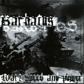 Barbatos - War! Speed and Power [CD]