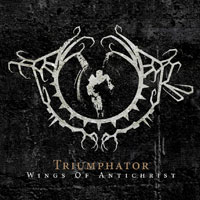 Triumphator - Wings of antichrist [CD]