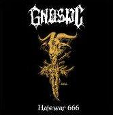 Gnostic - Hatewar 666 [CD]