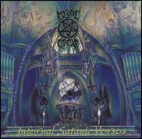 Mystic Circle - Infernal Satanic Verses [CD]