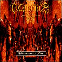 Octinomos - Welcome to my Planet [CD]
