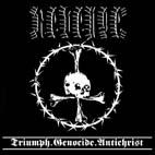 Revenge - Triumph.Genocide.Antichrist [CD]