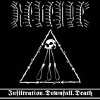 Revenge - Infiltration. Downfall. Death [CD]