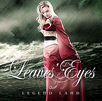 Leaves Eyes - Legend Land [M-CD]