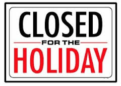 CLOSED BETWEEN 20 JUNE TO 20TH OF JULY