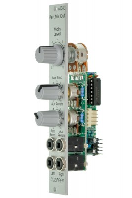 A138o - PERFORMANCE MIXER OUTPUT