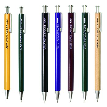 OHTO Pencil Ball 0.5 - fine point ballpoint