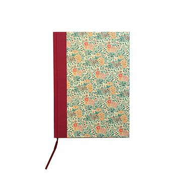 large Weekly Planner 2020 DinA5 summerflower teal red