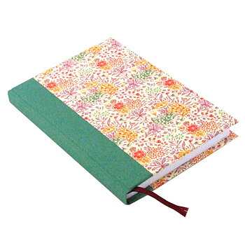 Weekly Planner 2020 pink summerflower green