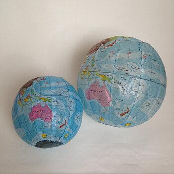 Paper Balloon Globe