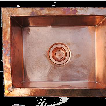 Kitchen Sink Copper Strainer