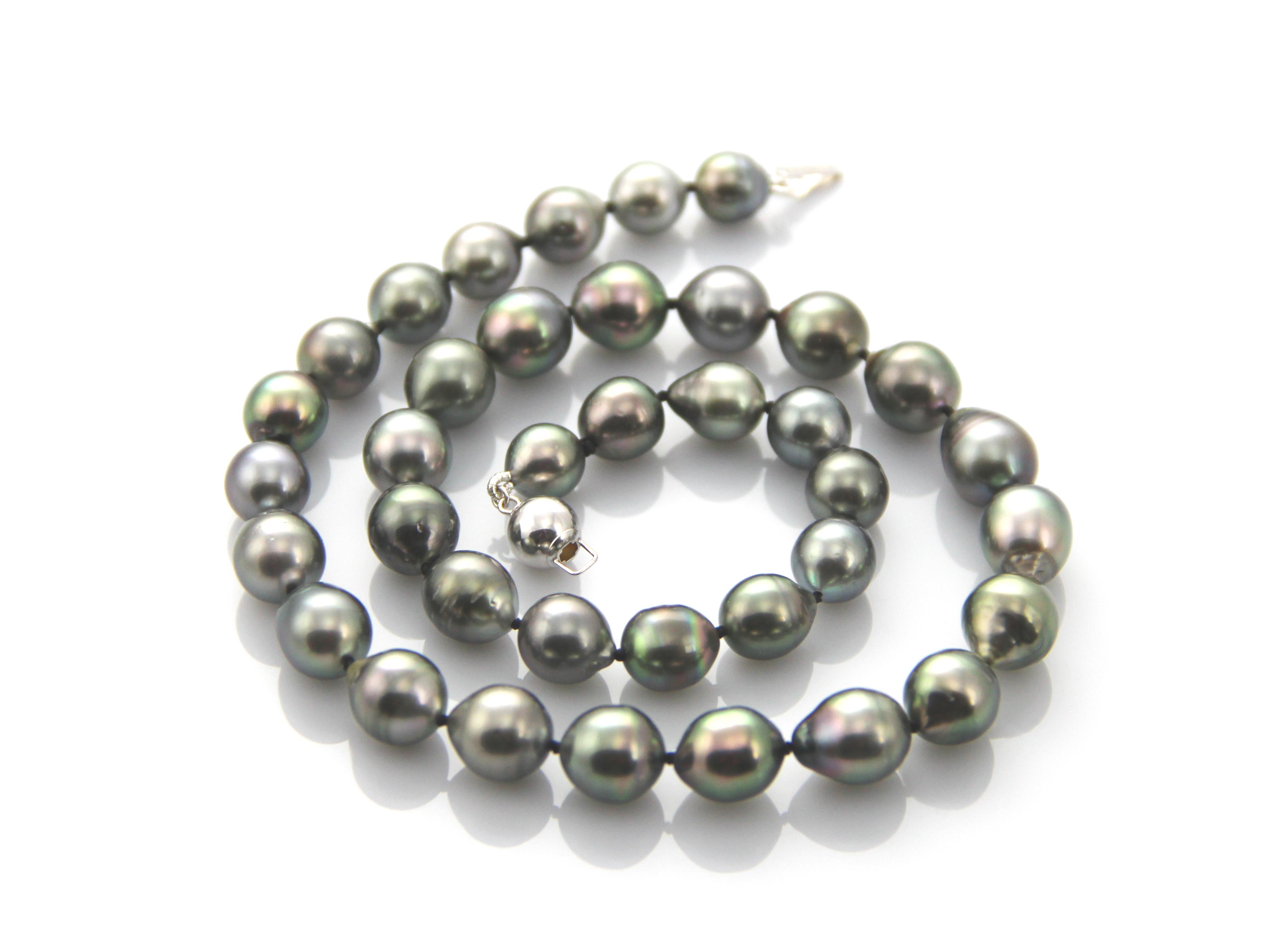 Pendientes en plata y perlas cultivadas 8//10 mm